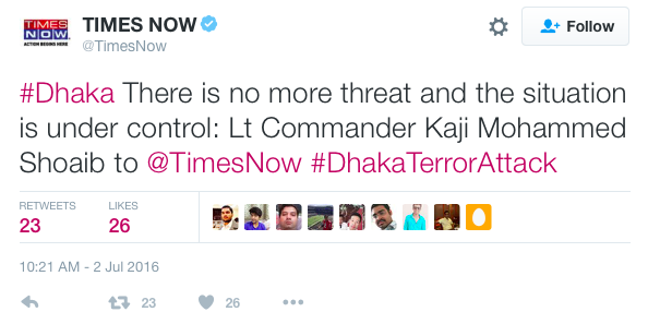 Screen Shot tweet-dhaka